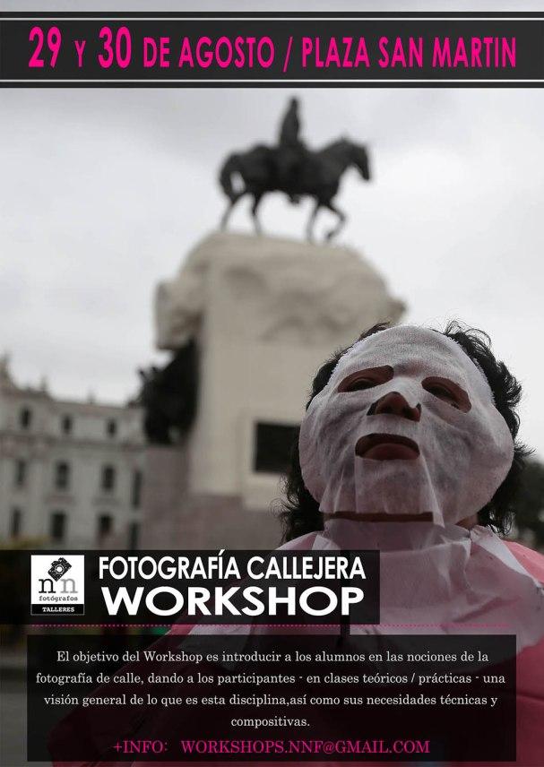 Workshop en Lima Perú.